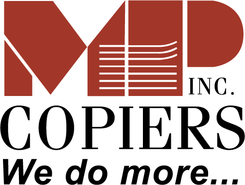 MP Copiers Logo